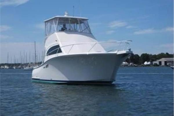 35' Luhrs 35C 2008 | Outnumbered