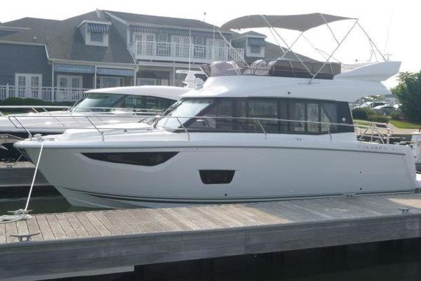 Picture Of: 37' Jeanneau Velasco 2016 Yacht For Sale   2 of 21