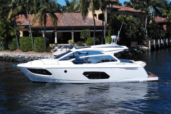 45' Absolute 45 Sport Yacht 2017 | 3688