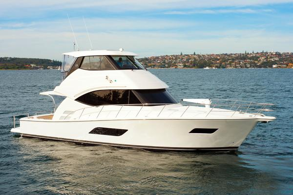 2019 Riviera 52' ENCLOSED FLYBRIDGE- ON ORDER!    Picture 2 of 40
