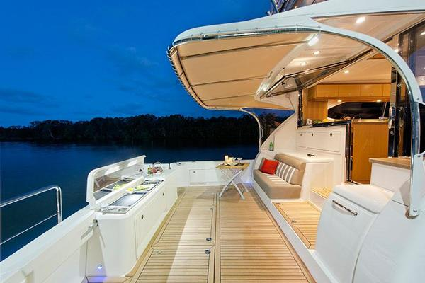 2019 Riviera 52' ENCLOSED FLYBRIDGE- ON ORDER!    Picture 1 of 40