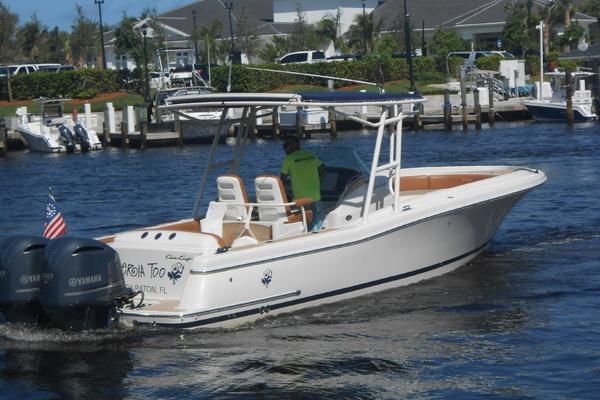 2013Chris Craft 29 ft Catalina   N60027A