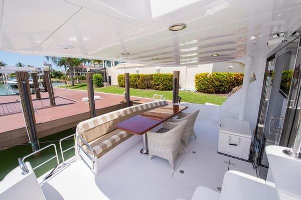 2008 Hatteras 64' 64 Motor Yacht LONE STAR  reserved | Picture 4 of 82