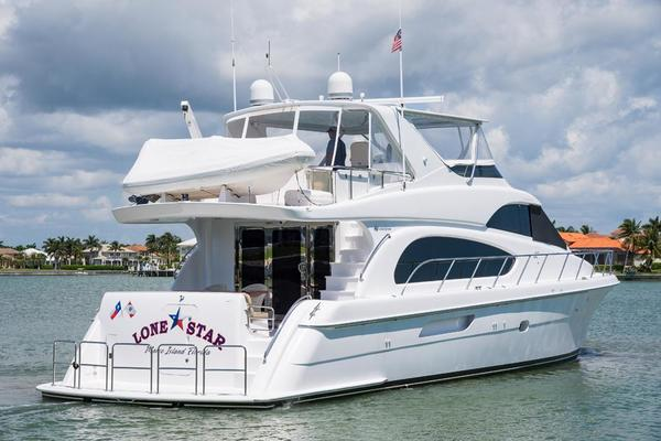 2008 Hatteras 64' 64 Motor Yacht LONE STAR  reserved | Picture 1 of 82