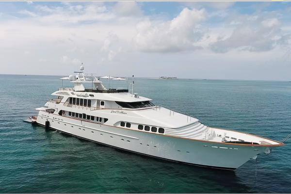145' Palmer Johnson Tri-deck 1994 | Grand Illusion