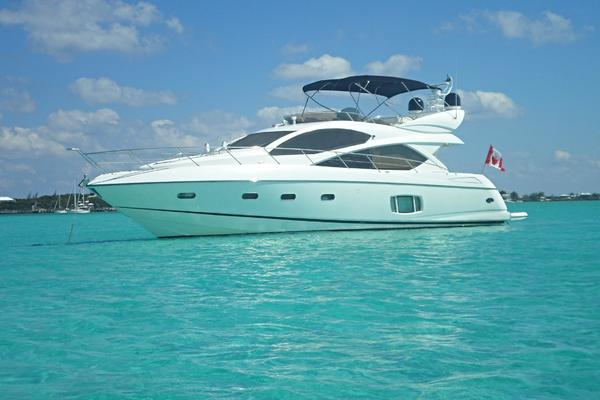 60' Sunseeker Manhattan 60 2009 | Nice Life