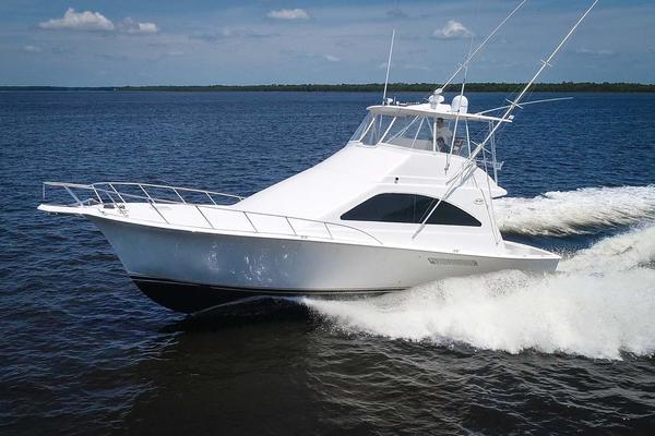 50' Ocean Yachts 50 Super Sport 2006 | Reel Justice