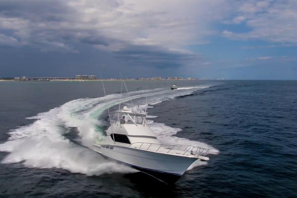 photo of 50' Hatteras 50 Convertible 2006