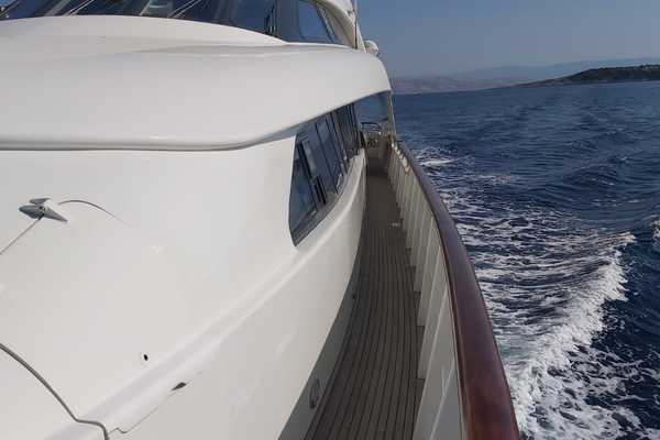 1998 Bugari 90' Motor Yacht LADY MIKKI   Picture 6 of 23