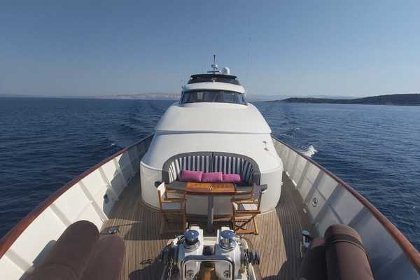 1998 Bugari 90' Motor Yacht LADY MIKKI   Picture 8 of 23