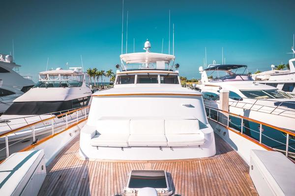 Picture Of: 86' Burger Raised Pilot House 1987 Yacht For Sale | 3 of 32
