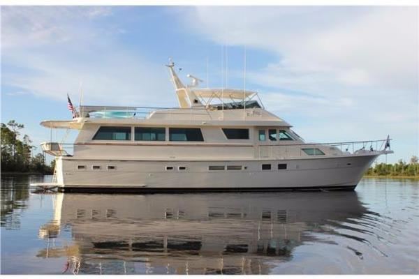 70-ft-Hatteras-1989-70-Princess Grace Charleston South Carolina United States  yacht for sale