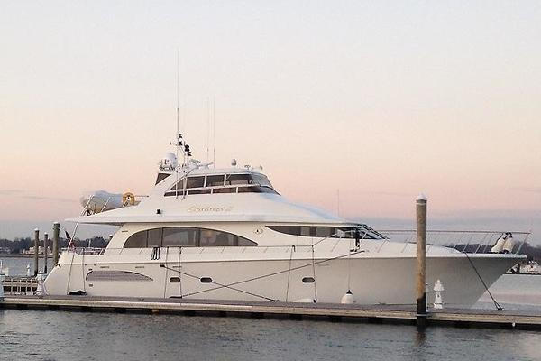 78-ft-Cheoy Lee-1999-Sedan Bridge-Equinox Ft. Lauderdale Florida United States  yacht for sale