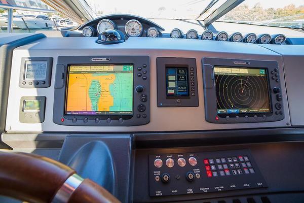 2008Azimut 62 ft 62S   La Dolce Vita