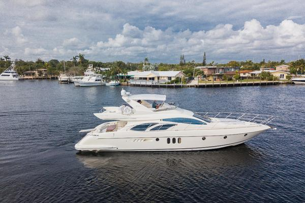 62' Azimut Evolution 2007 | Cost US