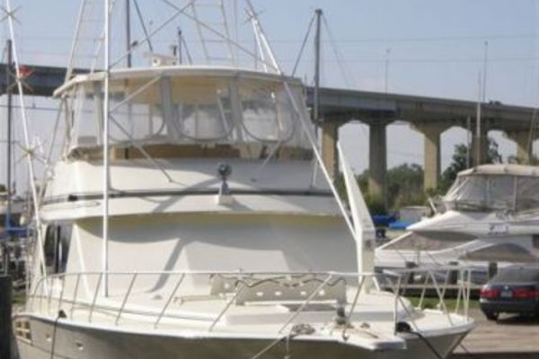 1986 Chris-Craft 58' Convertible Sea Ya | Picture 6 of 21