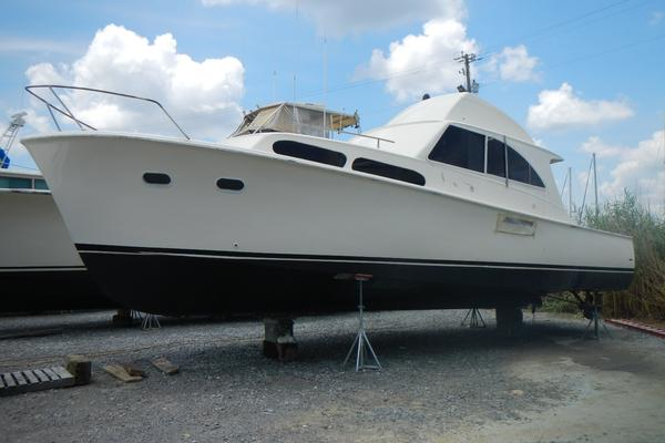 41-ft-Hatteras-1963-Convertible-Martha Mobile Alabama United States  yacht for sale