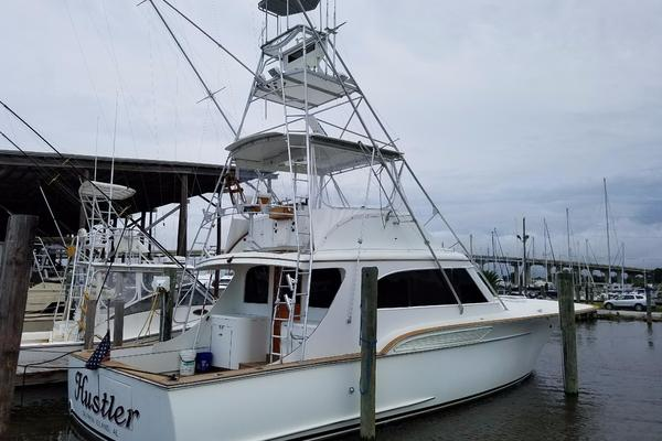 47-ft-Buddy Davis-1986--Hustler Mobile Alabama United States  yacht for sale