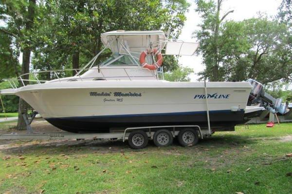 29-ft-Pro-Line-1994-Walkaround-Makin Memries Gautier Mississippi United States  yacht for sale