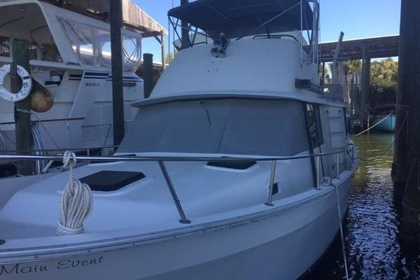 40-ft-Mainship-1982--Main Event Mobile Alabama United States  yacht for sale