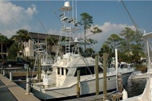 43-ft-Hatteras-1979-Convertible-5 O'Clock Somewhere Pensacola Florida United States  yacht for sale
