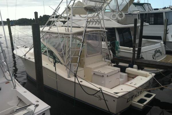 31-ft-Albemarle-2005-Express-Dealership Carrabelle  United States  yacht for sale