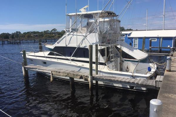 38-ft-Bertram-1980-38 III Convertible-Lady Ruth Carrabelle Florida United States  yacht for sale