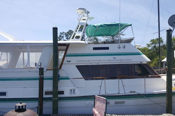 48-ft-Gulfstar-1982--Sigma IV Point Clear Alabama United States  yacht for sale