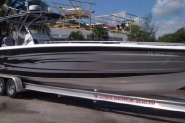 2008Concept Boats 36 ft Series 36 Cuddy Cabin   Concept 36