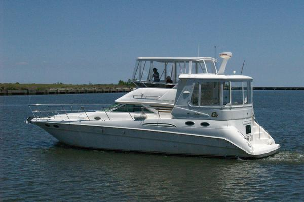 42' Sea Ray 420 Aft Cabin 1997 | Thank God