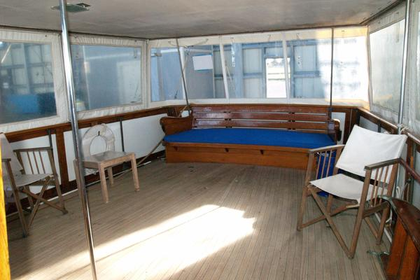 1958 Trumpy 57' Flush Deck Cruiser Christy Girl | Picture 8 of 24