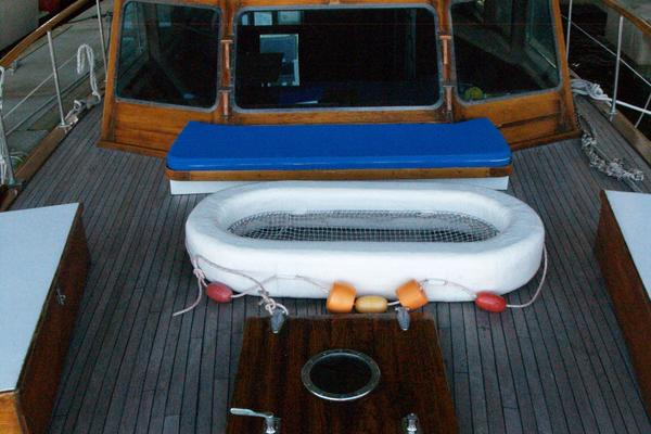 1958 Trumpy 57' Flush Deck Cruiser Christy Girl | Picture 2 of 24