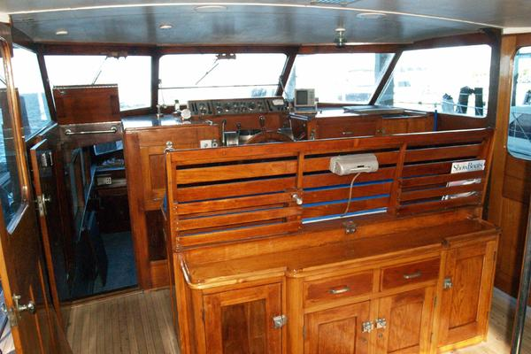 1958 Trumpy 57' Flush Deck Cruiser Christy Girl | Picture 6 of 24