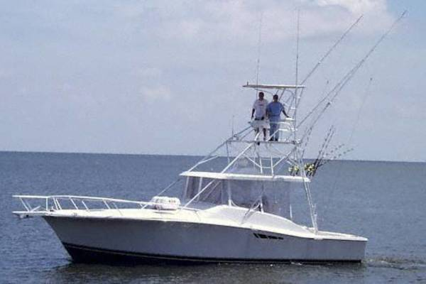 38' Luhrs Open Fish 1997 | Blues Man