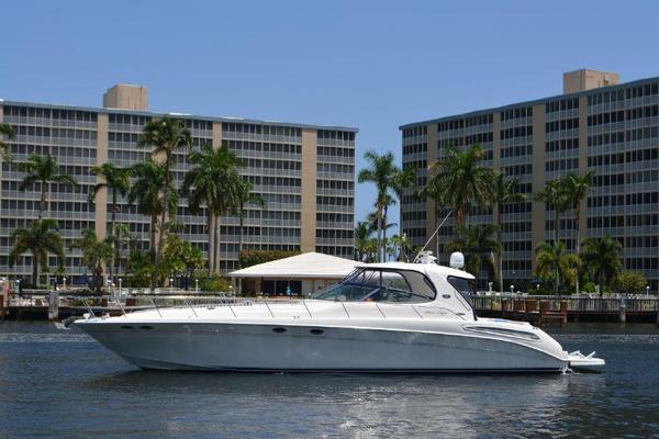 55' Sea Ray 550 Sundancer 2004 | Quick Decision