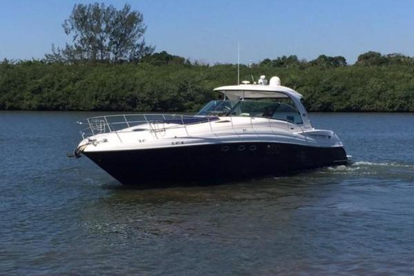 Sea Ray 52' 52 Sundancer 2008