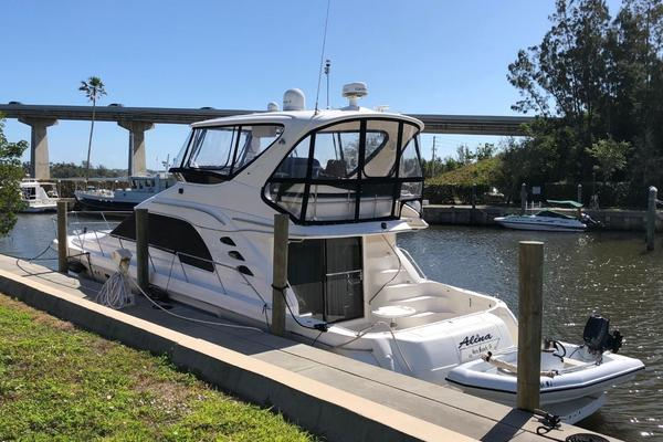 56' Sea Ray 560 Sedan Bridge 1999 | Alena