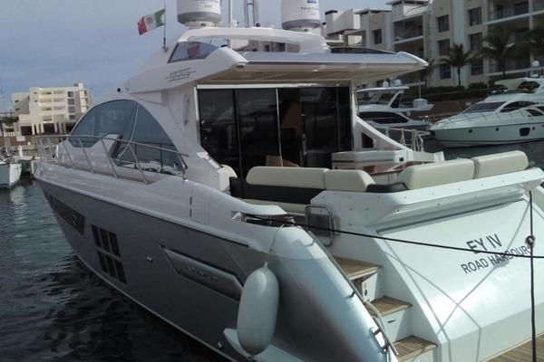 photo of 2016 Azimut 55S - Port Aft