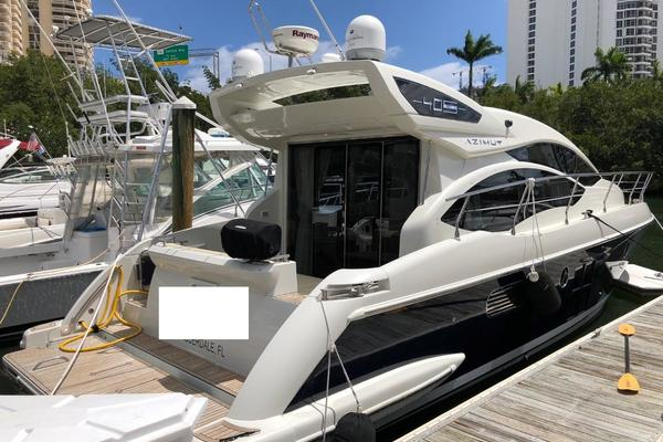 40-ft-Azimut-2012-40S- Fort Lauderdale Florida United States  yacht for sale