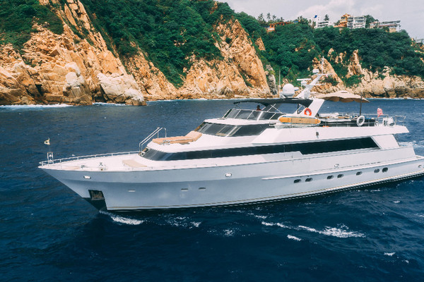 Picture Of: 98' Poole Boat Company Raised Pilothouse with Cockpit 1986 Yacht For Sale   1 of 49