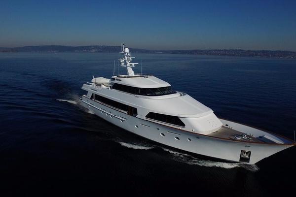 Christensen Tri- Deck Motor Yacht