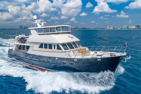 76' Alaskan 75 Pilothouse 2008 | BLUE EYES