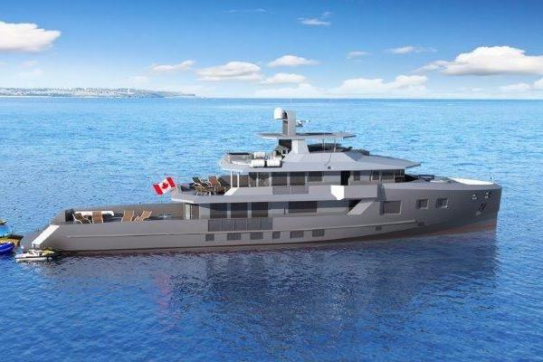 All Ocean Yachts Bray Ocean Rover 132