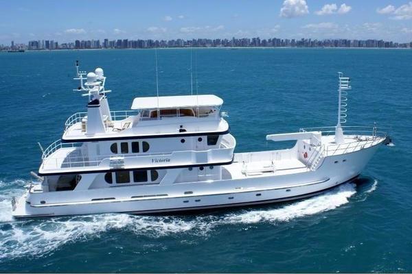 105-ft-Inace-2006-105-Victoria Rio de Janiero  Brazil  yacht for sale