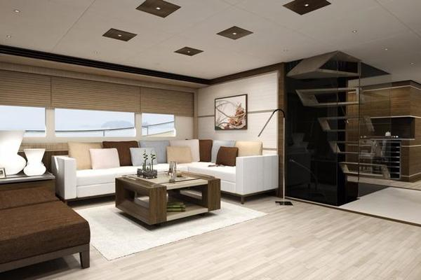 Picture Of: 100' Custom Tri-Deck Explorer Yacht 2021 Yacht For Sale   3 of 31