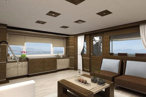 Picture Of: 100' Custom Tri-Deck Explorer Yacht 2021 Yacht For Sale   2 of 31