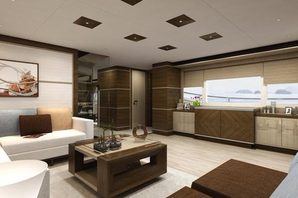 Picture Of: 100' Custom Tri-Deck Explorer Yacht 2021 Yacht For Sale   4 of 31