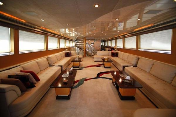 1998 Trident 127' Motor Yacht TAMTEEN | Picture 6 of 33