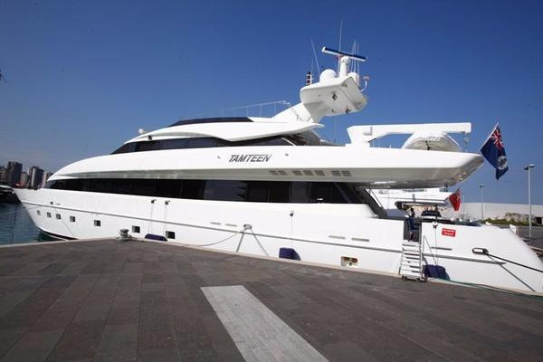 127-ft-Trident-1998-Motor Yacht-TAMTEEN Unknown  Lebanon  yacht for sale