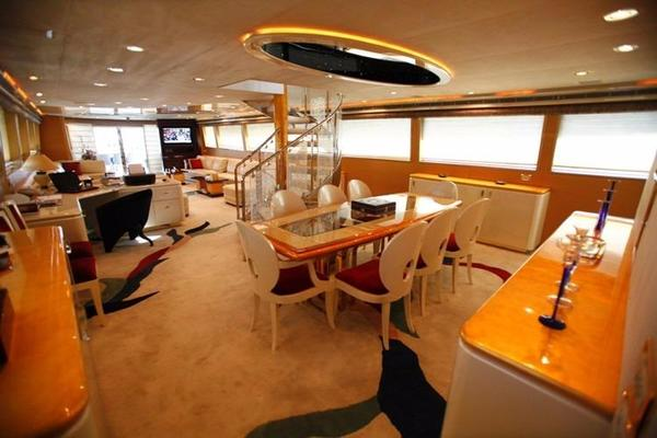 1998 Trident 127' Motor Yacht TAMTEEN | Picture 7 of 33